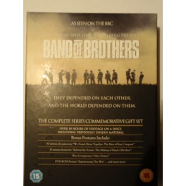 Band of brothers  DVD komplet serie