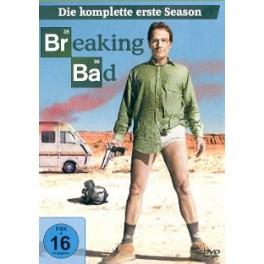 breaking bad 1.serie  DVD komplet set