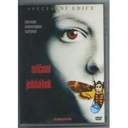 Mlčanie jahniatok  DVD
