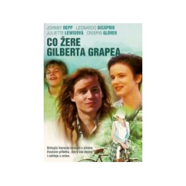 Co žere Gilberta Grapea  DVD (kartón)