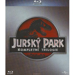 Jurassic Park Trilogy  3BRD set