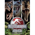 Jurassic Park Trilogy  3DVD set