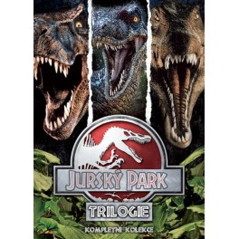 Jurassic Park Trilogy  3DVD set