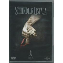 Schindlerov zoznam  DVD
