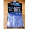 Ultra Pro Platinum - fólie pre 9 ks kariet - 1 ks
