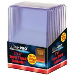 Ultra Pro Toploader 180pt - komplet 10 ks