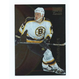 Boston - Mattias Timander - Rookie card Pinnacle Zenith 96-97