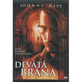 Devátá brana  DVD