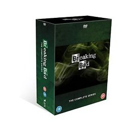 Breaking bad Komplet 1.-6. serie  15DVD set
