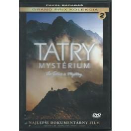 Tatry mystérium  DVD