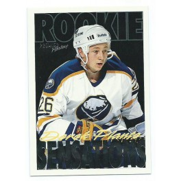 Buffalo - Derek Plante - Rookie Sensations - Topps Premier 1994-95
