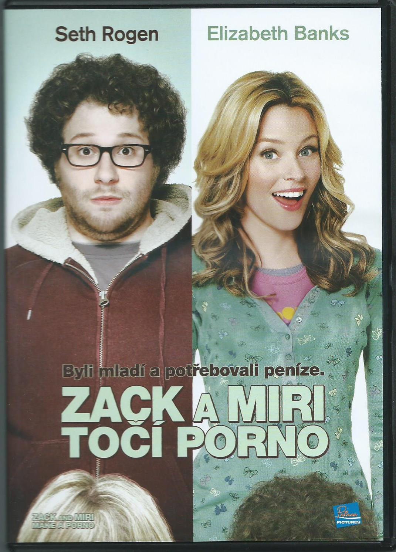 Zack a Miri točí porno  DVD