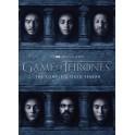 Hra o truny - komplet 6. serie  DVD