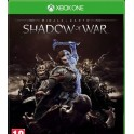 Middle Earth - Shadow of war  X-BOX ONE