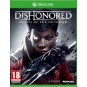 Dishonored - Death of the outsider  X-BOX ONE