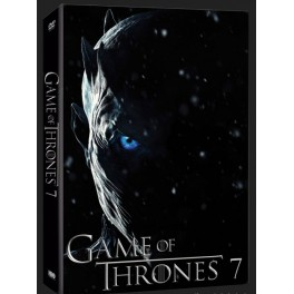 Hra o truny - komplet 7. serie  DVD