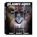 Planeta opic trilogie  3BD