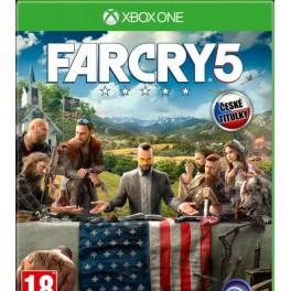 Farcry 5  X-BOX ONE