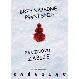 Snehuliak  DVD