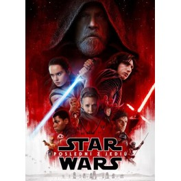 Star Wars VIII - The Last Jedi  DVD