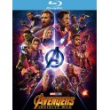 Avengers - Infinity War part 1  BD