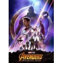Avengers - Infinity War part 1  DVD