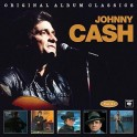 Johny Cash - The Classics albums  5CD box
