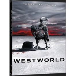 Westworld - komplet 2. serie  3DVD