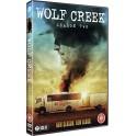 Wolf Creek - komplet 2. serie  DVD