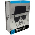 Breaking Bad - komplet 1. - 6. serie steelbook special edition box  BD