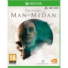 Man of Medan  X-BOX ONE