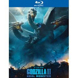 Godzilla II - King of monsters  BD