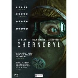 Chernobyl - komplet seriál  2DVD