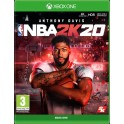NBA 2K 20  X-BOX ONE