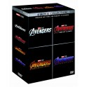 Avengers 1 - 4  DVD movie collection