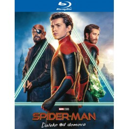 Spider-man - Far from home  BD