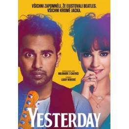 Yesterday  DVD