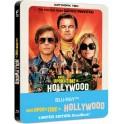 Tenkrát v Hollywoodu  BD steelbook