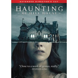 The Haunting of Hill house - komplet 1. serie  DVD