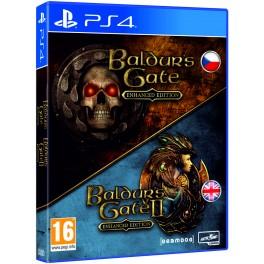 Baldurs Gate I. - II.  PS4