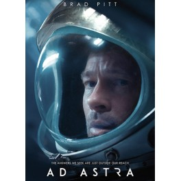 Ad Astra  DVD