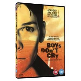 Chlapci neplačú  DVD
