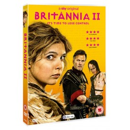 Britannia - komplet 2. serie  DVD