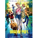 Birds of Prey - Podivuhodná proměna Harley Qiunn  DVD