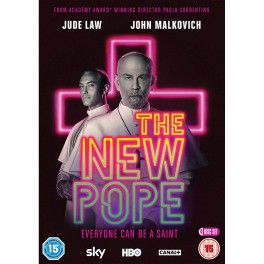 The New Pope komplet 2. serie  DVD