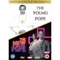 The Young Pope - The New Pope komplet 1. a 2. serie  DVD set