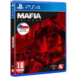 Mafia 1. - 3. komplet trilogy  PS4