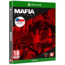 Mafia 1. - 3. komplet trilogy  X-BOX ONE