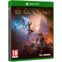 Re-Reconing  X-BOX ONE