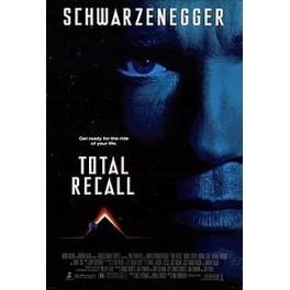 Total Recall  DVD (kartón)